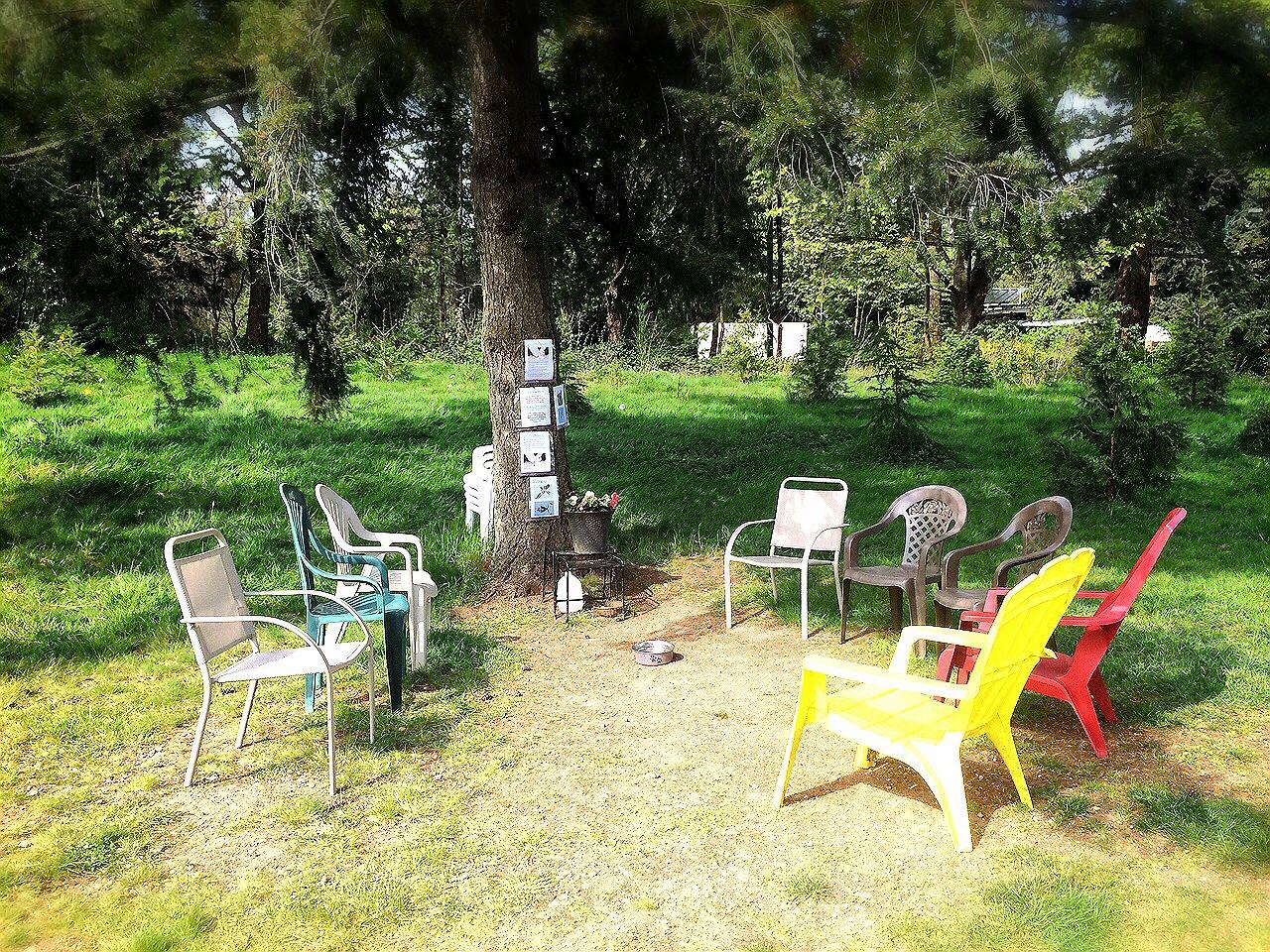 Oak Meadows 1Chair Circle
